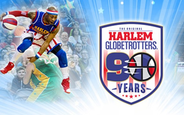 Things to do in Kent: Harlem Globetrotters bring their 90th anniversary tour to Kent