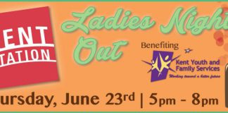 Kent Event: Ladies Night Out, Kent Station, June 23, 2016