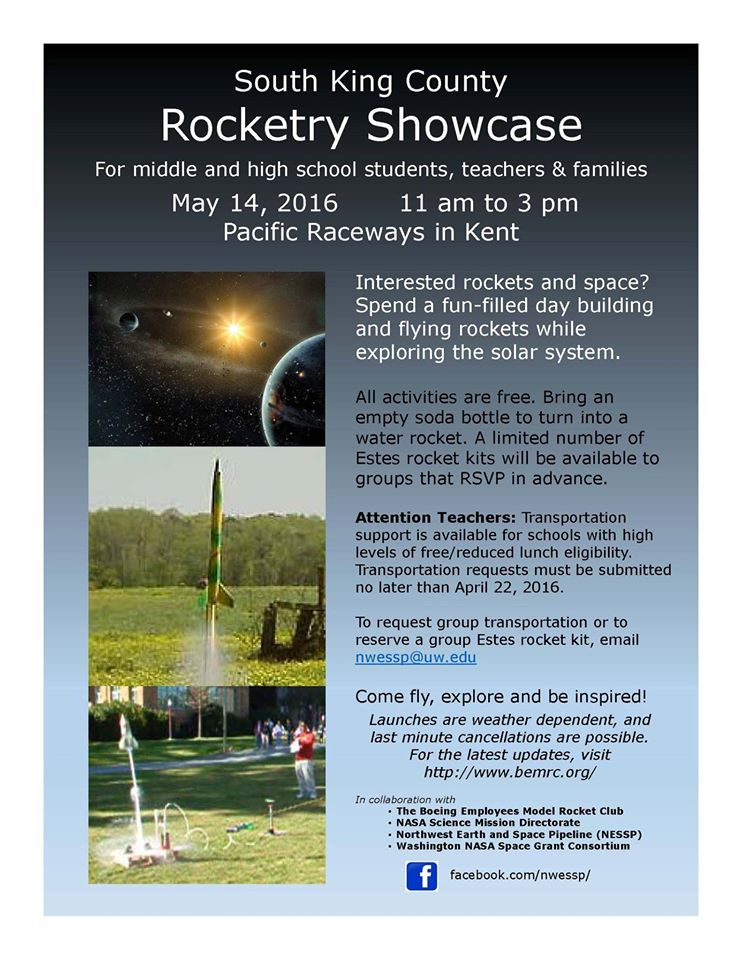 Rocketry Showcase