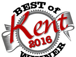 "Here are the 2016 Winners of the ""Best of Kent"" Contest including Best Restaurant, Best Coffee Shop, Best Happy Hour and more"