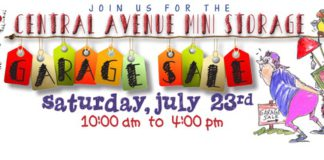 Things To Do: Shop in Kent at the Central Avenue Mini Storage Garage Sale