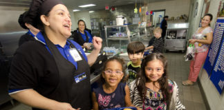 Free Summer Lunch Program for Kent Kids and Teens