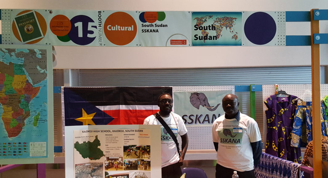 Things To Do in Kent: Visit the South Sudan exhibit at the 2016 Kent International Festival