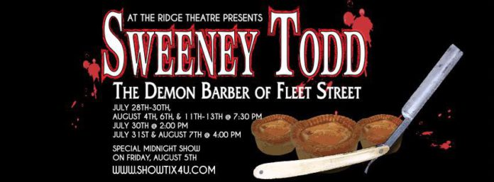 things to do in kent wa sweeney todd kent wa