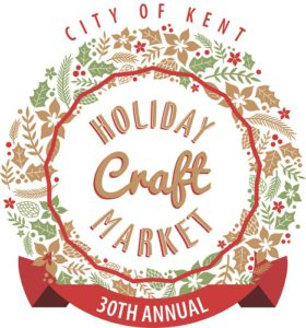 Kent Event: 30th Annual Holiday Craft Market, Nov. 4-5
