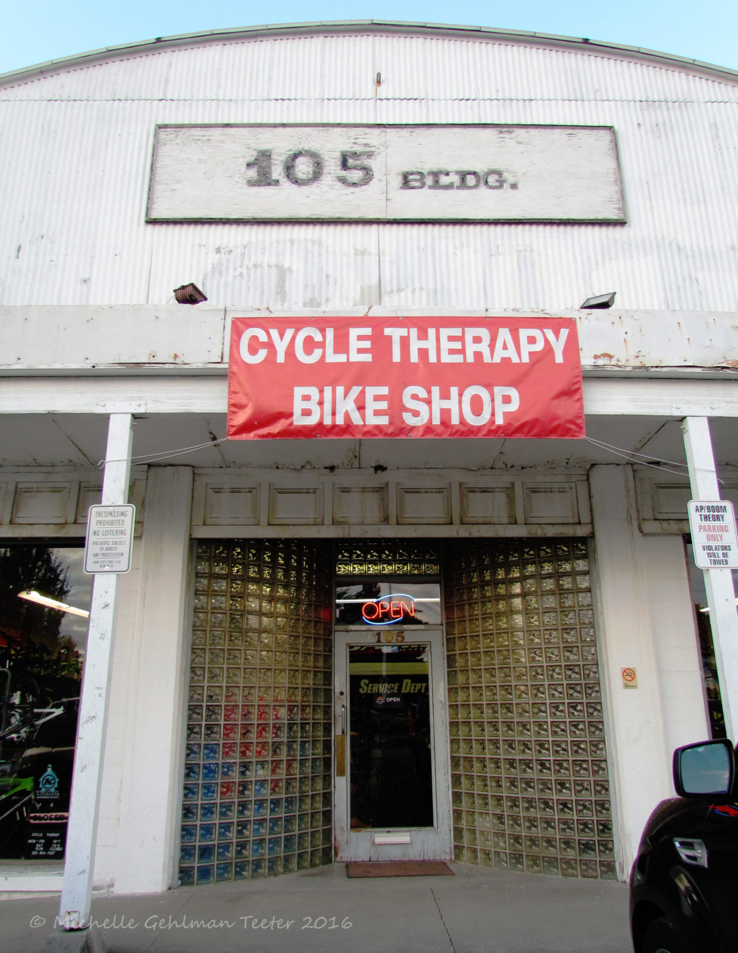 Cycle Therapy