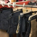 The Kent Clothing Bank needs boys' jeans.