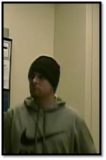 Kent News: Kent Police Seek Suspect in Bank Robbery
