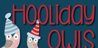 Celebrate the Hoolidays at Kent Station with their Hooliday Owl Contest!