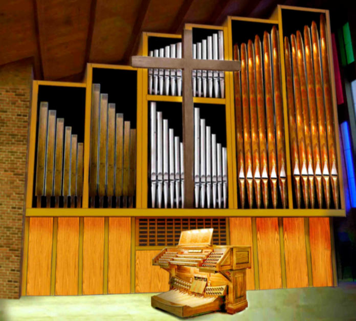 Kent A&E: Kent Lutheran Church plans to bring a 54-rank pipe organ to Kent.