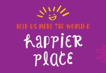 Kent Event: Celebrate the International Day of Happiness