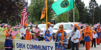 Kent's Sikh Community plans a 'Love Not Hate' Rally for Sat., March 11, 2017 in the wake of the shooting of a Sikh man last Friday.