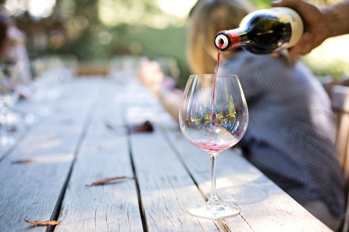 Kent Event: KDP Hosts Wine Walk on August 18, 2017