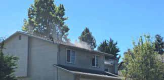 Kent House Fire displaces family of five.