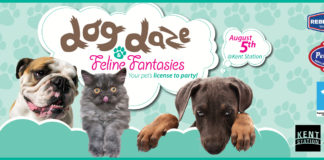 Kent Event: Dog Daze and Feline Fantasies Pet Adoption Event on Sat., Aug. 5 at Kent Station.