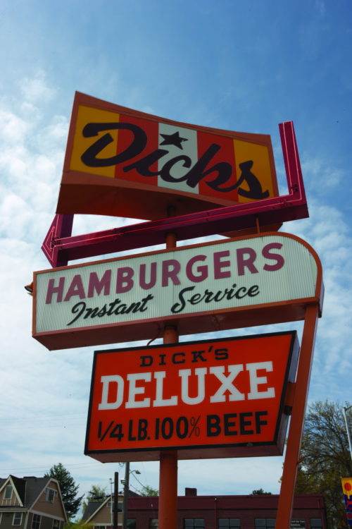 Kent News: Dick's Drive-In is coming to Kent!