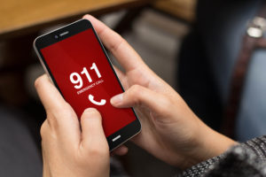 How Kent Works: When to call 911 versus calling the non-emergency number.