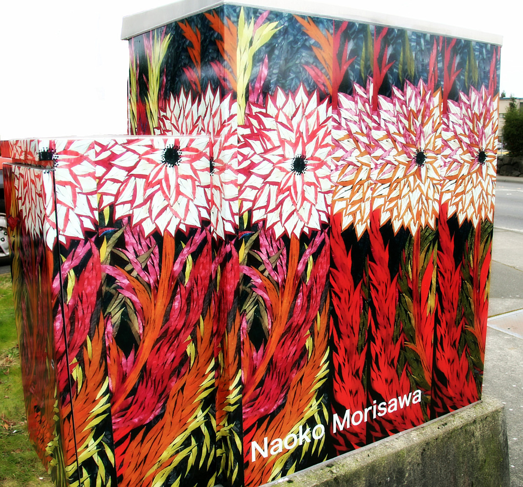 CALL TO ARTISTS: Would you like to see your Art on a Burien signal box? 2