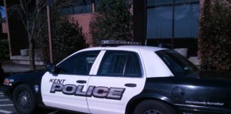 Kent Police Investigate Residential Shooting