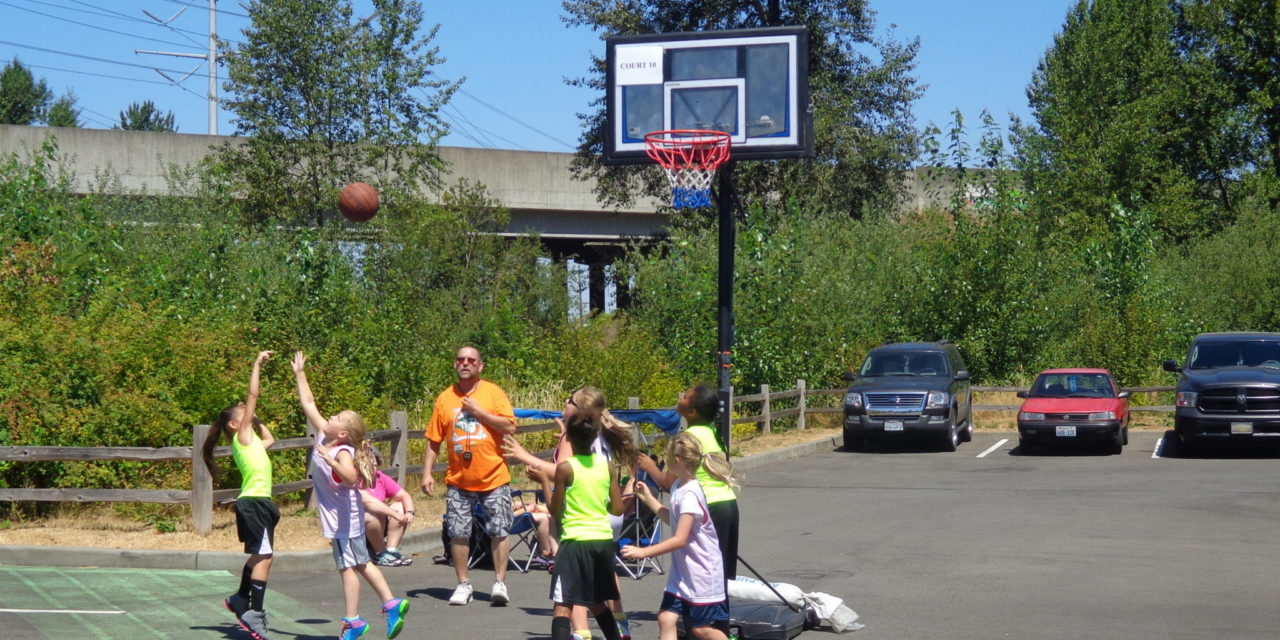 ShoWare Shootout, 3-on-3 Basketball, Set for July 16-17