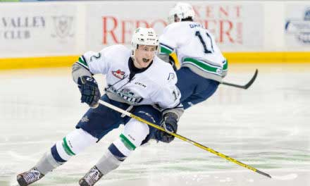 Seattle Thunderbirds will broadcast four of their March games on TV