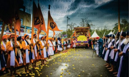 Sikhs of Washington Celebrate Vaisakhi-Khalsa Day, May 21