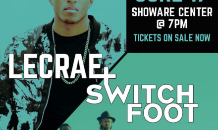Lecrae & Switchfoot Come to Kent for The Heartland Tour June 17