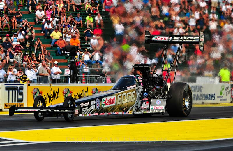 Things To Do In Kent: Drag Racing at the NHRA Northwest Nationals