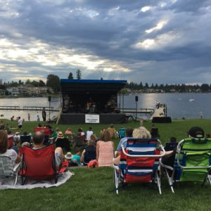 Tuesdays at the Lake: Free Summer Concert