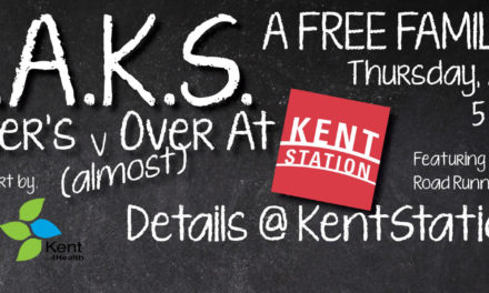 Free Family Fun at Kent Station: S.O.A.K.S., Aug. 18