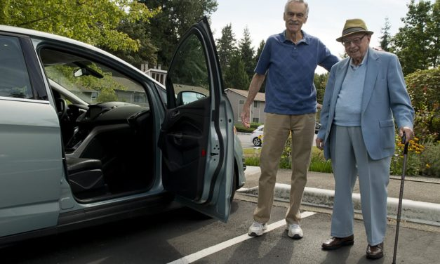 Local Seniors Need Your Help – Give Rides to Save Lives