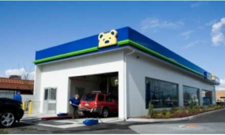 Brown Bear Car Wash Celebrates 59th Anniversary with Free Car Washes