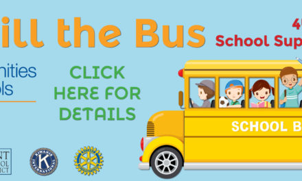 Fill the Bus: CISK School Supply Drive