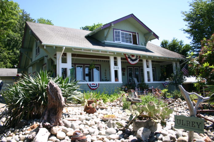 Kent Event: The Collins House, built in 1908