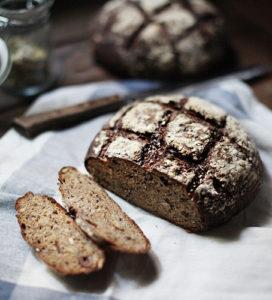 Macrina Bakery: Raisin Pumpernickel