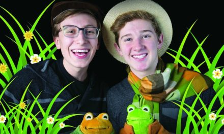 Kentridge Players Present 'A Year with Frog and Toad'