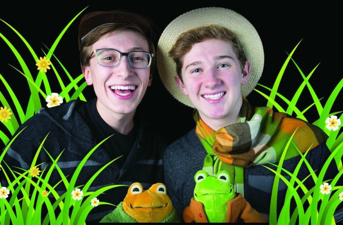 Kent Event: Kentridge Players Present 'A Year with Frog and Toad'