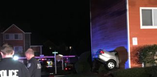 Kent Men Dies After Car Crashes Into His Apartment