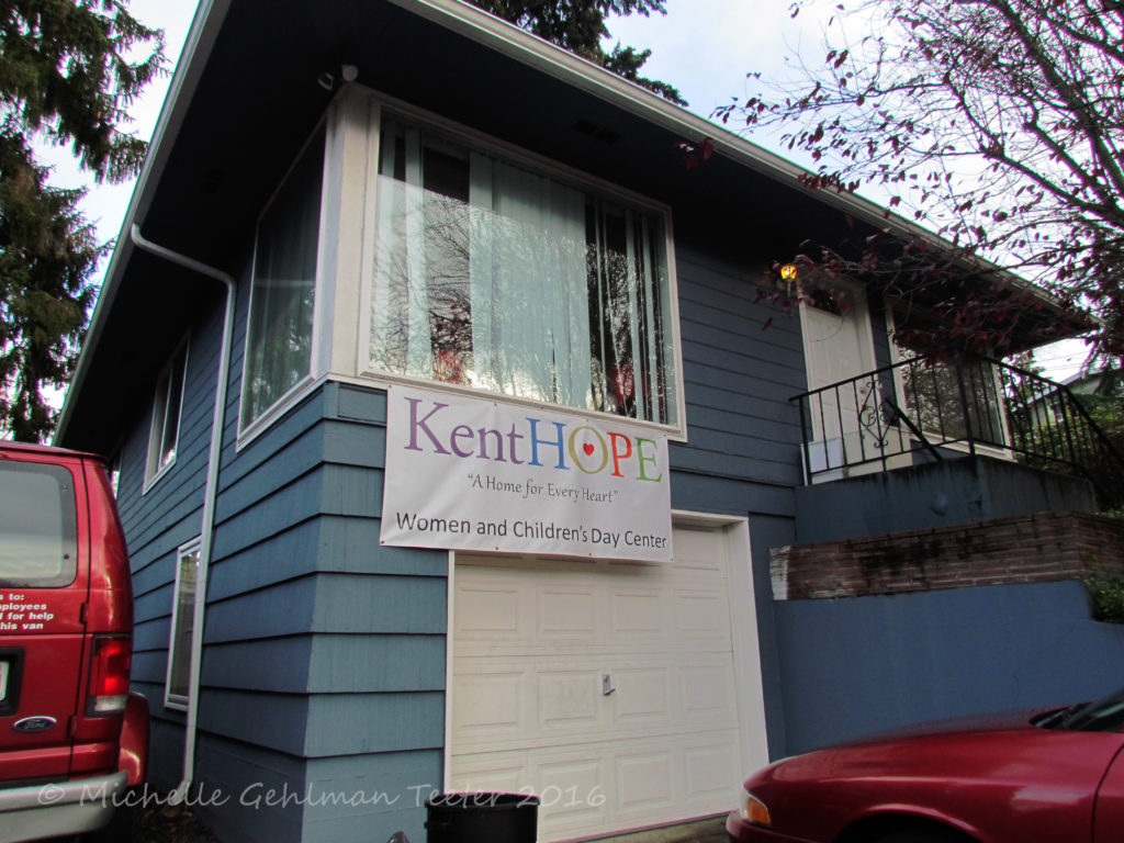 KentHOPE offers much more than a day shelter for women and children.