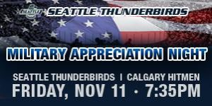 Kent Event: Military Appreciation Night
