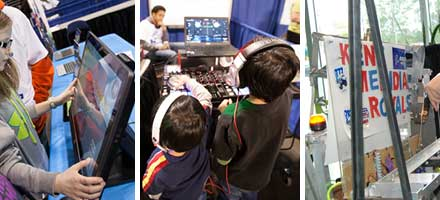 Tech Expo 2017: Inspiring Globally Competitive Learners