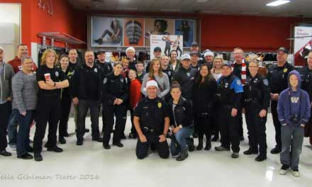 Third Annual Heroes and Helpers Celebration: Shop with a Cop