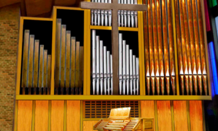 Kent Grand Organ Project: Classical Music Close to Home