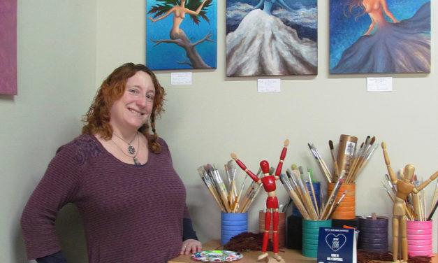 Kent Business Spotlight: Artsy Fartsy Art Lessons