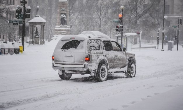 Possible Travel Delays Monday from Cold Weather and Snow