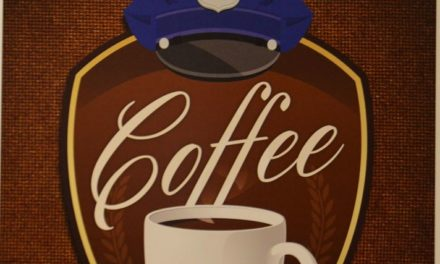 'Coffee with the Chief' will be Wednesday, April 18