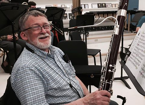 David Durham of the Seattle Festival Orchestra