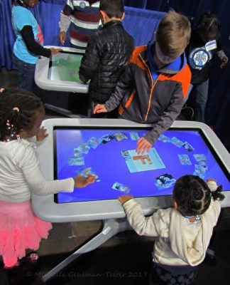 Kent Event: Thousands attend the Kent School District's annual Tech Expo to learn how teachers and students use technology in the classroom.