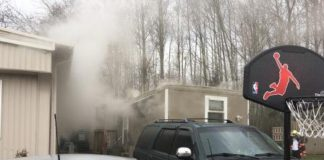 Kent News: No Injuries in Kent Mobile Home Fire; Two Dogs Rescued