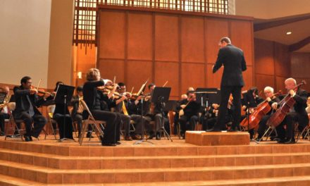 The Seattle Festival Orchestra Comes to Kent